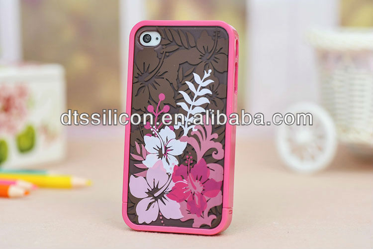2013 creative plastic case for iphone cell phone acces