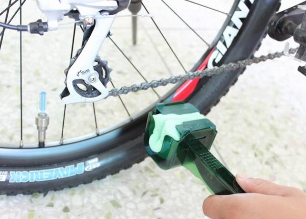 как очистить цепь на велосипеде Исаак ЖИТИЕ