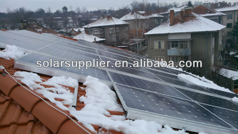 Solar Off Grid System 5000W,AC DC Solar Power System 2000W,5KW Grid Connected Solar System