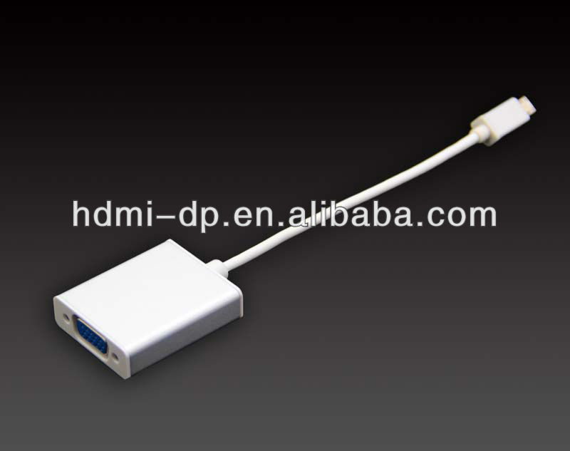 vga to network converter mhl vga cable adapter with audio