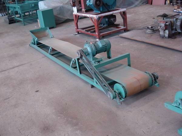 magnetic separator used in tyre recycling industry