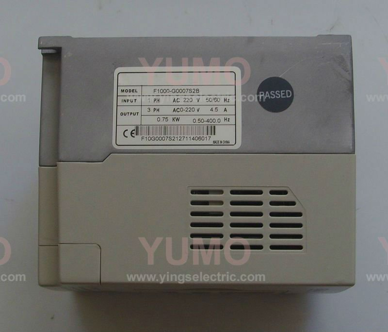 AC drives 0.75KW (F1000-G0007S2B )