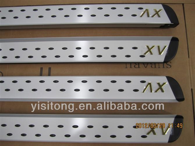 Subaru XV 2012-2013 auto tuning parts running board side step bar body
