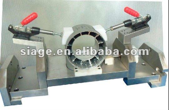Cnc Drilling Fixture : Cnc jig and fixture parts as per drawing buy