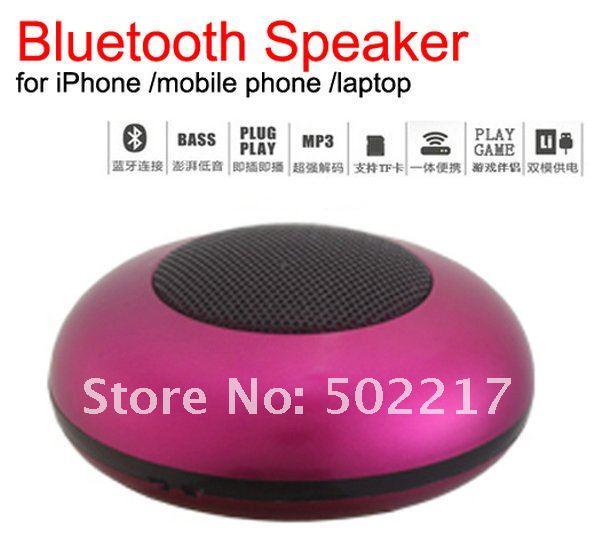 Аудио колонка Portable Wireless Bluetooth Mini Speaker for iPhone 4/ Laptop/ TF Card Android Systerm