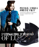 Женские ботинки fashion woman boots martin boots motorcycle boots new arrived new fashion woman winter and autumn woman shoes