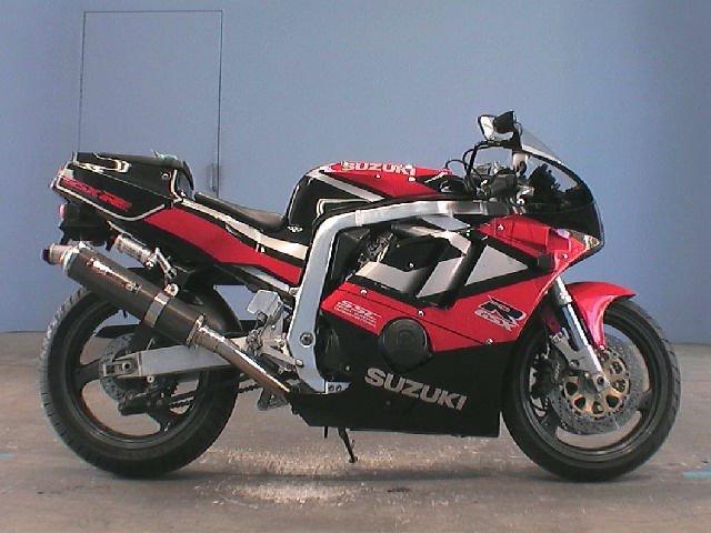 GSXR 400 GK76A Used SUZUKI Motorcycle