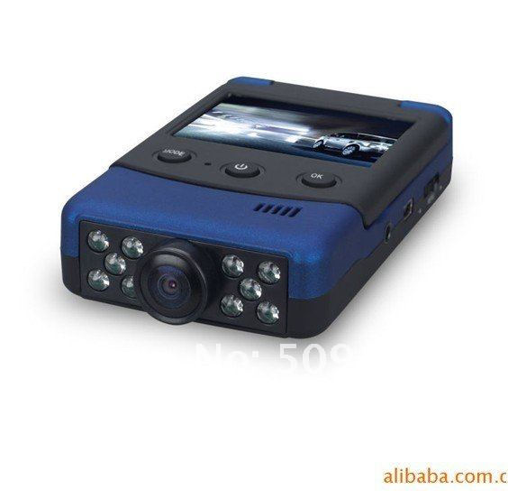 Latest HD 720P full HD car dvr, car camera, vehicle recorder with 2.4