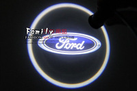 Система освещения Hot Sell! Ford 5W Car Projector Logo Ghost Shadow Light / LED Welcome Lights