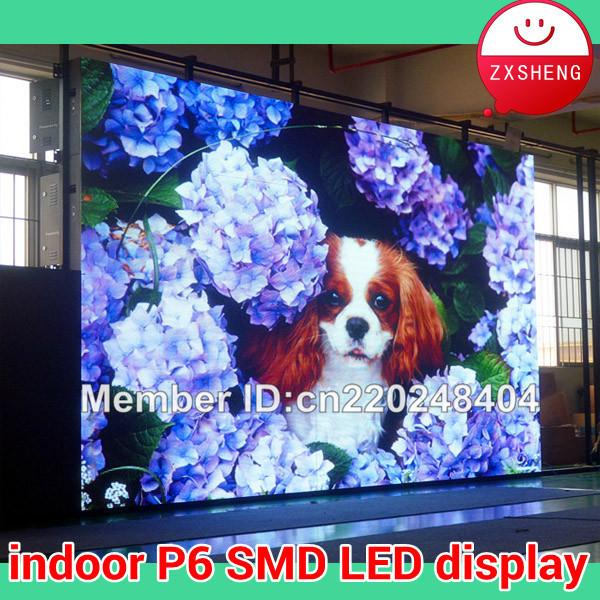 Módulo LED P6 SMD (1)