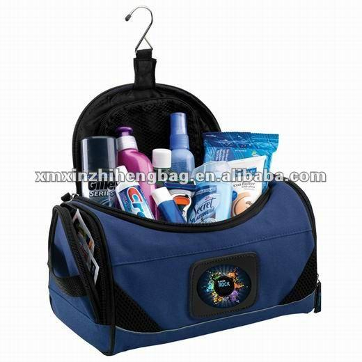 Foldbale Hanging Travel Toiletry Bag Organizer
