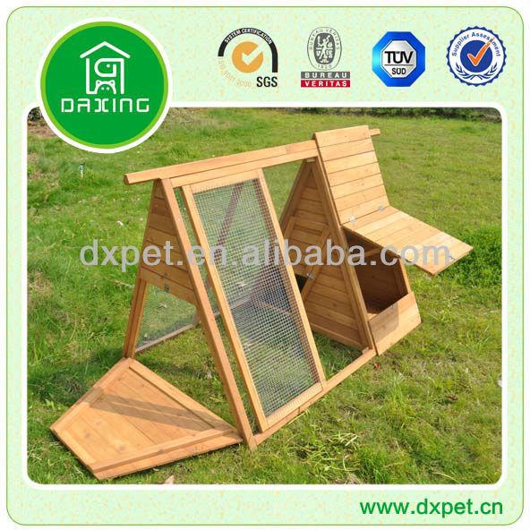 Outdoor Wooden Chicken Layer Cage (BV SGS TUV FSC)