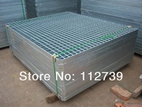 Железная проволочная сетка Industrial and Flooring Deformed Stainless Steel Grating, Mild Steel Wire Material