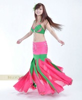 Женская одежда 2 Pieces Belly Dance Costumes For Women More Colors