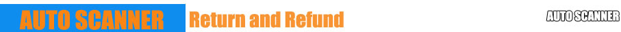 Item Return and Refund