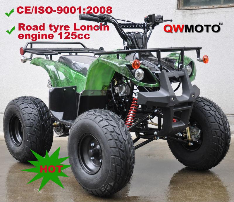 125CC 150CC ATV quad CE