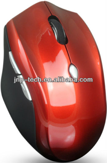 2.4GHz High Qulity Wireless Laser Mouse with USB Receiver for PC Laptop