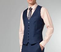 высокое качество жилет разумной цене мужчины бюро мужчины жилет деловой костюм жилет Мартин Лео шерсти платье жилет 230140013