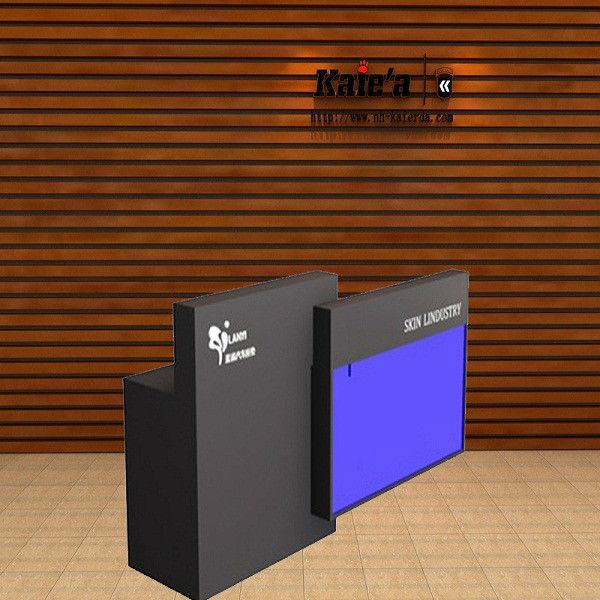 Artificielle comptoir d'accueil pour la conception moderne, ofiice