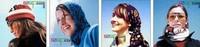 Аксессуары для женщин NEW K-POP bigbang GD kerchief headband neckerchief Hoods