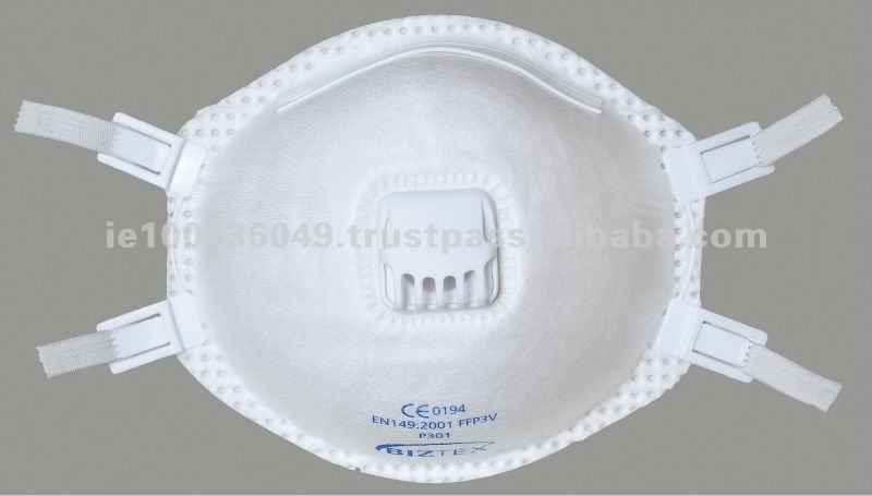 FFP2 Dust Mist Fold Flat Respirator