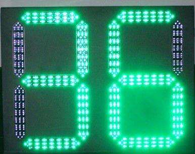 LED traffic countdown timer