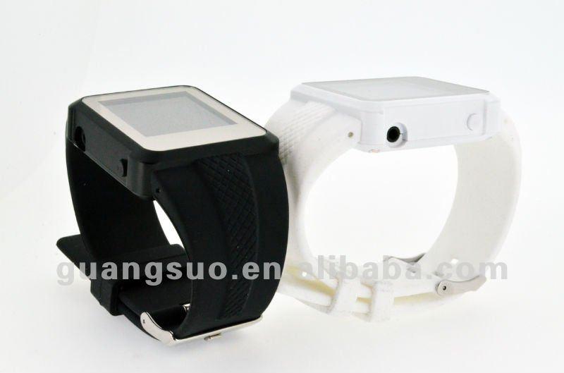 2 GB memory MP4 wristwatch multimedia digital mp3 mp4 player