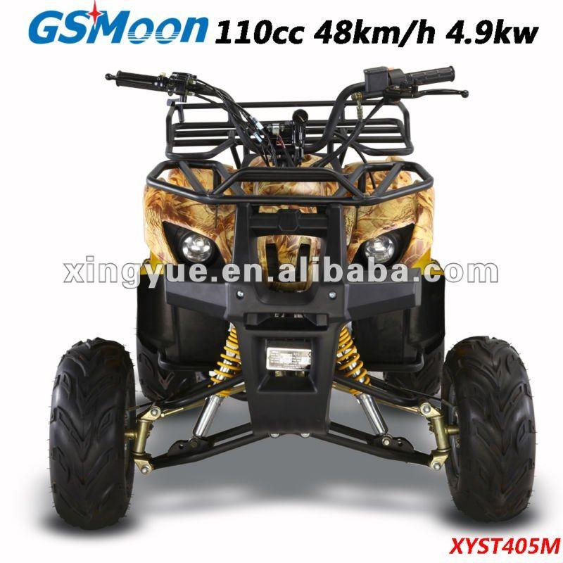 110cc eec sports quad atv with 4 stroke engine