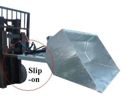forklift hydraulic shovels