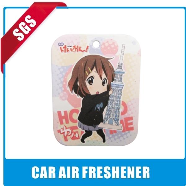 2014 ikeda new product hanging car air freshener