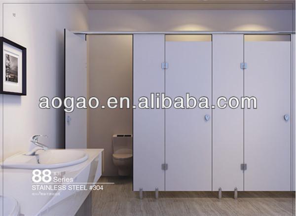 Toilet partition compact laminate 88
