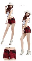 Женские шорты fashion hole shorts female denim shorts mm / women shorts casual pants S/M/L/XL