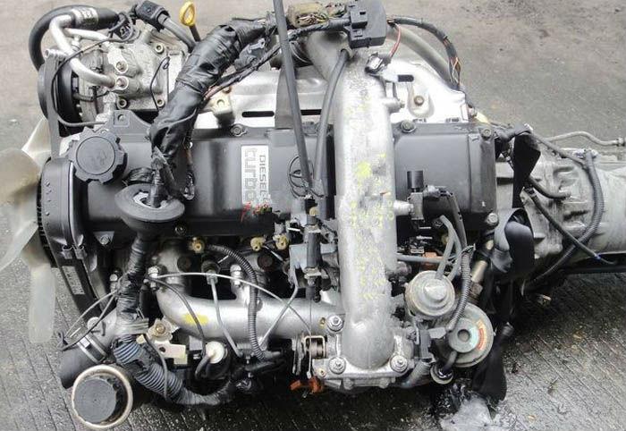 New Cylinder Head For Toyota 1kz T Land Cruiser 4 Runner