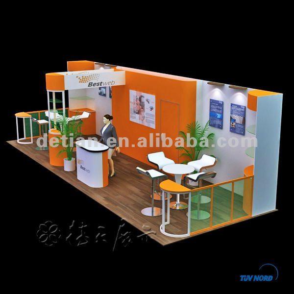 Дизайн выставочного стенда цена