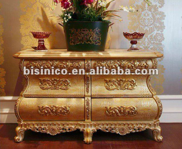Hôtel & home classique européenne Varsace luxe chambre meubles set ...