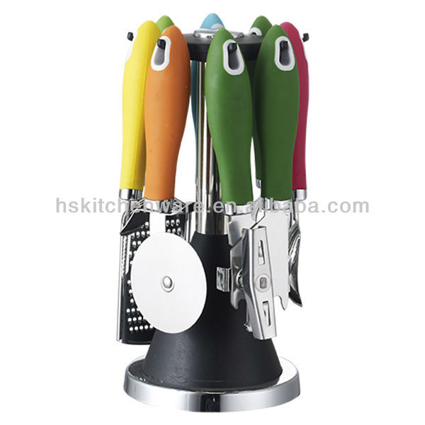 New research and development professional kitchen tool sets HS1288G