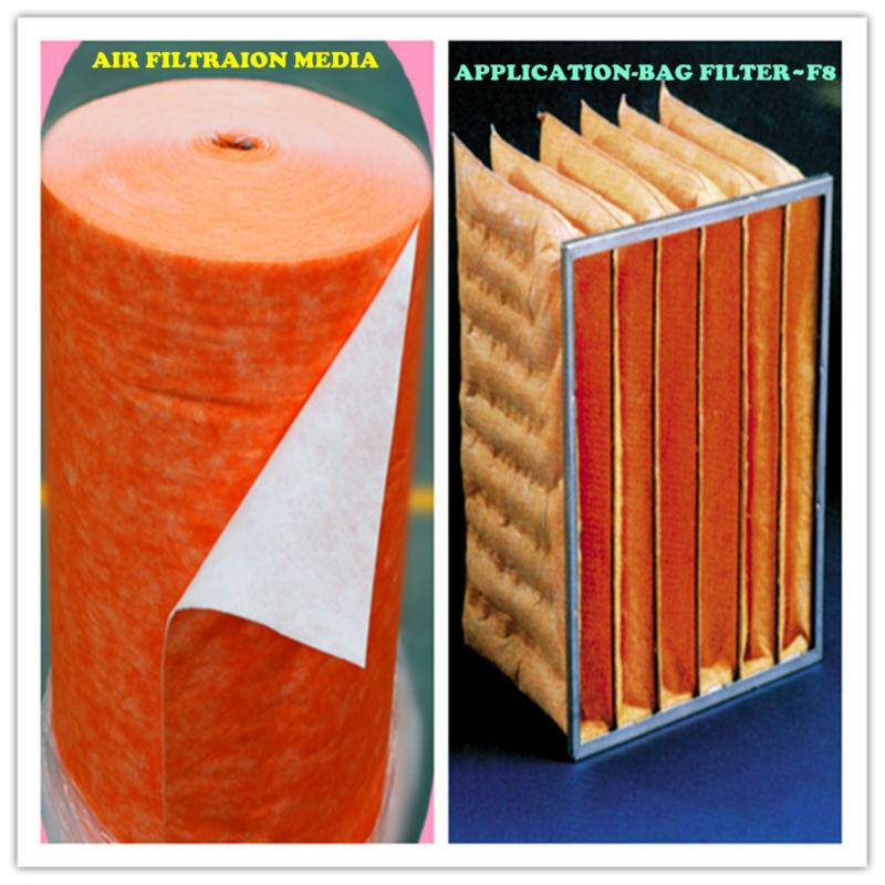 Filter Media for Ashrae Filter