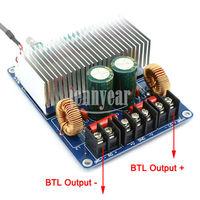 tda8920 hifi цифровой усилитель дома ocl двухканальная 80Вт x 2 btl 160w моно мощность усилителя Совета diy 15В 27В