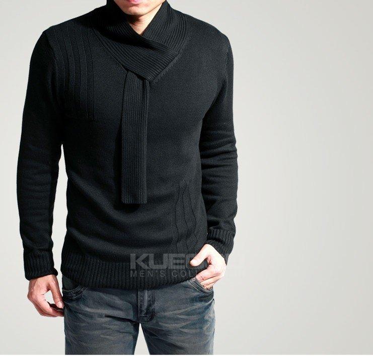 Стильный Мужской Пуловер Доставка