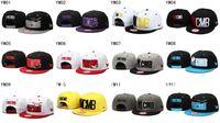 Мужская бейсболка YUMS Snapbacks caps most popular Adjustable sports hats Basketball hat grey red