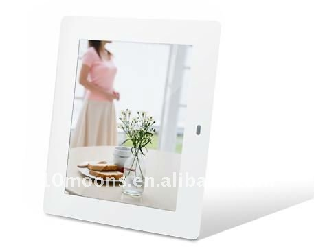 8 inch full function Digital Photo Frames (top factory) DPF812M