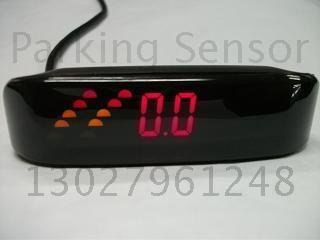 Guaranteed 100% Reverse Sensor Parking Radar New LED Display Car Parking Sensor System with 4 Sensors + 2011 Best Selling