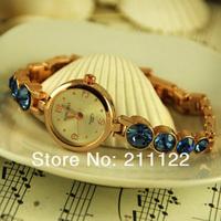 новые моды дамы часы с стразами женщин платье часы браслет наручных часов