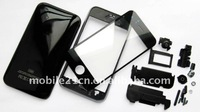 Аксессуары для мобильных телефонов White Full Housing Cover+ Bezel Frame+Sim Tray For Iphone 3GS 32GB/16GB
