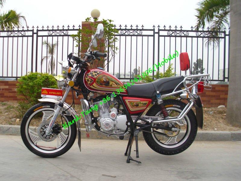 Lion GN motorbike