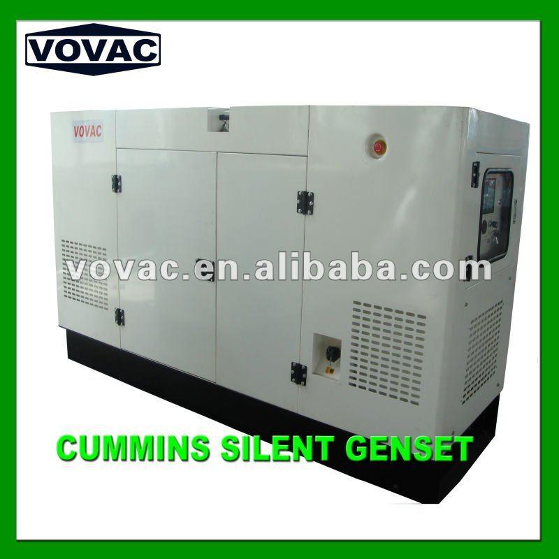 Venda quente Gerador Diesel 250Kva Preço 3P4W 400/230 v 50 hz
