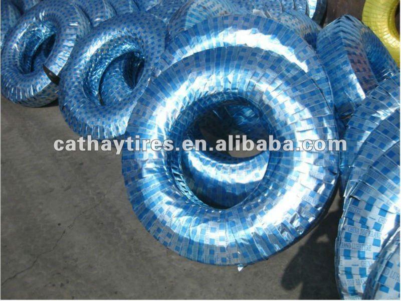 Heavy Duty cart wheel solid rubber tires