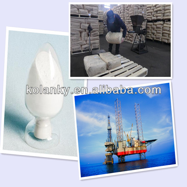 Shale inhibitor Petroleum additive potassium PAM
