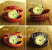 Наручные часы Genuine Cow Leather Watches, High Quality ROMA Watches Header