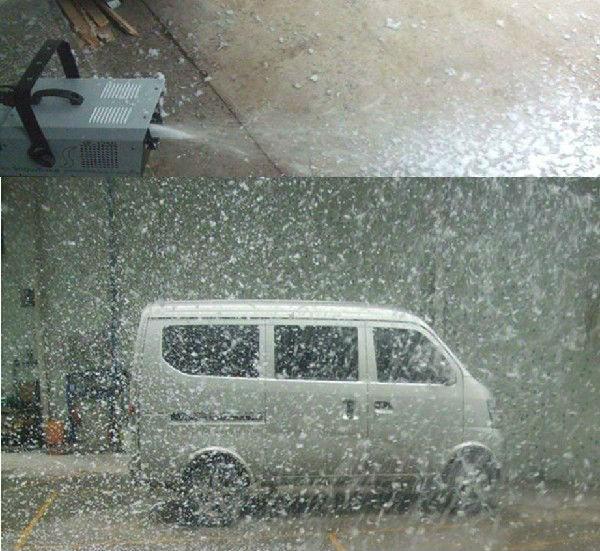 Romantic effects snow machine XYX-02